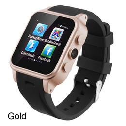 Wholesale Watch Apple Nano - New Wearable Accessories X3 Smart Watch Android 4.4 MTK6572 Bluetooth 3G WIFI GPS Nano SIM TF Card Music Player Smartwatch Clock