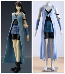 Cosplay fantasia final on-line-Trajes cosplay de Final Fantasy VIII Riona