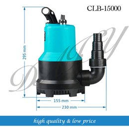 Wholesale Garden Pond Pool Aquarium - Submersible Water Pump 220V Aquarium Fish Tank Ponds Pool Garden Fountain Irrigation Mini pump