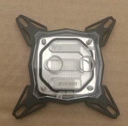 Wholesale Cpu Used - Wholesale- cpu water block use for intel