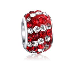 Wholesale Handcraft Beads - diy beads fittings for handcraft 5 layer pave jewelry accessory charms findings high quality Diamond crystal beads