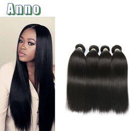 Wholesale Rosa Hair Products - Rosa Hair Products On Sale 4 Bundle Brazilian Straight Hair Weave Bundles Rosa Products Brazillian Virgin Extensions