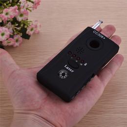 Wholesale Ip Finder - Hot CC308+ Multi-Detector Full-Range All-Round Detector For Mini Camera IP Lens GMS RF Signal Detector Finder