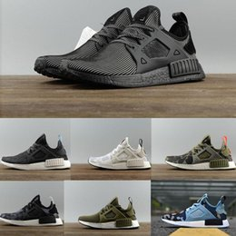 Wholesale Youth Skis - Mastermind Japan NMD XR1 Fall Olive green Sneakers black Women Men Youth Running Shoes Sports fashion boost high quality hot wholesale