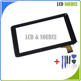 """Wholesale Tablet Pc Wholesales Part - Wholesale-Original Best Price 7"""" For RCA RCT6773W22 Touch Screen Digitizer Sensors Tablet PC Replacement Parts Free Shipping"""