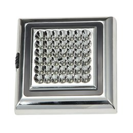 Wholesale Ceiling Light Car - 42 LED Automotive Indoor Roof Ceiling Lamp Vehicle Interior Decor Square Dome Light Panel for Automobiles 12V Car-styling White