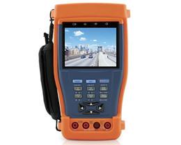 Wholesale Testing Cctv Cabling - 3.5 inch CCTV tester monitor analog camera tester digital multimeter PTZ control UTP cable testing 12v output