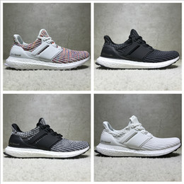 Wholesale Cheap Women Size 11 Shoes - 2018 Discount Cheap Wholesale Ultra Boost 4.0 Running Shoes Men Women Cheap High Quality Sneakers For Sale Free Drop Shipping Size 5-11