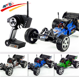 Wholesale Rc Electric Buggy - Wholesale-RC Car Wltoys L202  L959 Buggy 2.4G 1:12 Brushless High-speed Off-road Radio Control Vehicle Racing Car Electric RTR Toy