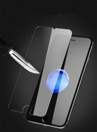Wholesale Oppo Screen - For iPhone 7 vivo x9 2.5D 9H Tempered Glass Screen Protector For Iphone 6 OPPO R9 OPPO R9s plus Films no package