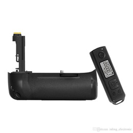 Wholesale Eos 7d Grip - Meike MK-7DRII Battery Grip for Canon EOS 7D Mark II Replacement BG-E16 7D mark2