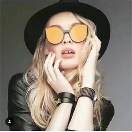Wholesale Cat Ear Glasses - 7 Colors cat eye shape ear eyewear sunglasses new designer sunglasses for women men out door sun glasses