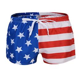 Wholesale Mens Boxer Brief Swim Trunks - Swimwear Beach Shorts Men Swimsuit Solid Sport Rashgard Men's Swimming Trunks Swim Suit Mens Briefs Boxers Male Beachwear F04