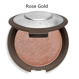 Wholesale Wholesale Pearl Powder - 2017 Becca Shimmering Skin Perfector Pressed Bronzers Highlighters - Moonstone Opal Rose Gold Pearl New stocking DHL free shipping
