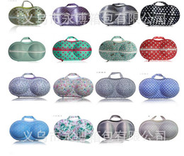 Wholesale Travelling Case For Bra - EPACK bra storage bag for women colorful undewear protect case travel storage bags wholesale SHIPPING fast shipped