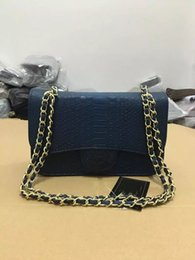 Wholesale Vintage Patent Leather Bags - Free Shipping! Hot Sell Newest Style Classic Fashion Patent Leather Women Handbag Bag Shoulder Bags Lady Small Chains Totes bags C30