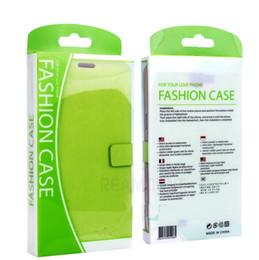 Canada En gros Nouveau Mode Blister PVC En Plastique Clair Emballage Au Détail Personnalisé Logo Boîte D'emballage Pour iPhone 6 4.7 Mobile Téléphone Case Couverture Offre