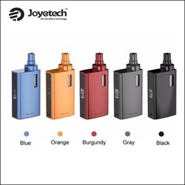 Wholesale Ego Vw - 100% Original Joyetech eGrip II Light Kit 3.5ml Top Filling Tank 2100mAh VW eGrip 2 Light Battery Mod vs Joyetech Ego one