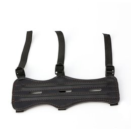 Wholesale Archery Guard - Wholesale- Outdoor Hunting 3 Strap Shooting Target Archery Arm Guard Safety Protection Safe