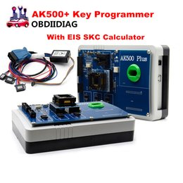 Wholesale Mercedes Eis Programmer - AK500+ AK500 Key Programmer for Mercedes Benz With EIS SKC Calculator AK500 Pro for Mercedes AK500 Key Programmer