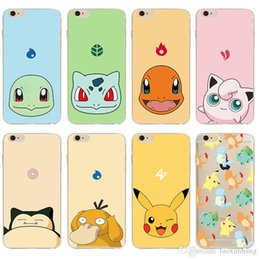 Wholesale Elf Silicone - For Apple iphone 6 6S plus iphone 7 plus SE silicone case pet elves TPU cell phone cases