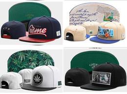 Wholesale Straps For Hats - New 2017 Designer Dope Cayler & Sons Snapback Hats for Men Women Popular Sports Summer Strap back Hip Hop Cap Kpop Cotton Adjustable bone