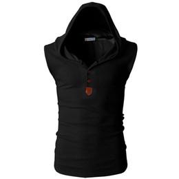 assassins hoodie Rabatt Großhandels-NEUE Eminem Hoodies Männer Slim Fit mit schwarzem Kleid Hip Hop Sweatshirt Hoodie ärmelloses Sweatshirt beiläufiges mit Kapuze Assassins Glaubensbekenntnis