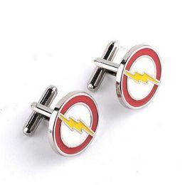 Wholesale Cufflinks Best Man - Fashion Jewelery Flash Man Cufflinks Male French Shirt Cuff Links for Men Wedding Souvenirs Best Gift DHL Free
