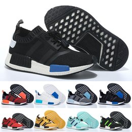 Wholesale Kids Runners - 2016 Style Brand Children Shoes Boys Sneakers Girls NMD Runner Zapatillas Deportivas Mujer Child Leisure Trainers Breathable Kids Shoes