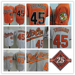 a00c36cf9a3 Rabatt baseball 1992 Genäht 45 Mark Trumbo Flexbase Jerseys Baltimore Orioles  Mark Trumbo .