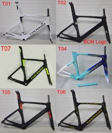 Wholesale More Road Bike - 2017 more color brand available colnago concept road bike carbon frame full carbon fiberbicycle frame 48 50 52 54 56cm T1000 carbon frameset