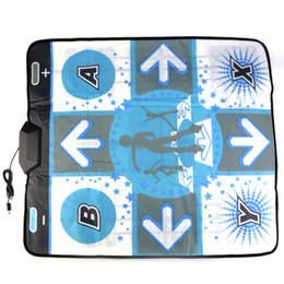 Wholesale Dance Game - Anti Slip Dance Revolution Pad Mat for Nintendo WII Hottest Party Game