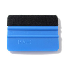 Wholesale 3m Vinyl Car - Mobile Screen Protector Install Squeegee Tool Car Vinyl Film Wrapping Tools 3m Squeegee With Felt Soft Wall Paper Scraper