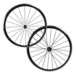 Wholesale Aluminum Road Wheelset - Cheap KINLIN XR300 wheelset 30mm clincher alloy wheelset aluminum wheels Road Bike Wheel Superlite Alloy Wheels
