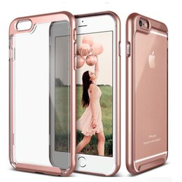 Wholesale Iphone Gel Flip - New soft fashion pc Wallet Case electro tpu pure leather ultrathin flip silicon gel case for iphone7 iphone 7 plus