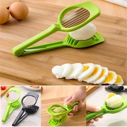 Wholesale Tools Cut Fruit - Cut Egg Slicer Strawberry Slicer Mushroom Slicer Kitchen New Kitchens Cooking Gadgets Accessories Supplies Fruit Carving Tools