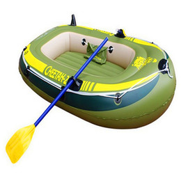 Wholesale Inflatable Kayaks - latest marine fishing boat both fresh salt water use in 3 sizes with 4 indepent air chambers
