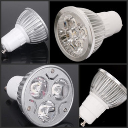 Canada La puissance réelle CREE a mené l'ampoule 9W 12w 15W Dimmable GU10 MR16 E27 E14 GU5.3 B22 a mené le spot de lumière Spotlight a mené la lampe downlight cheap led 12v mr16 15w Offre