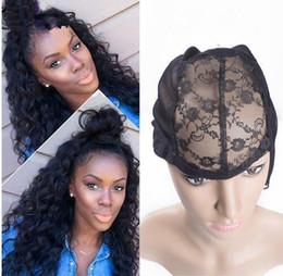 Wholesale Cheap Hairnets - 3PCS Lot Free Shipping Cheap Wig Making Cap High Quality Mesh Weaving Black Wig Hair Net Making Caps, Weaving Wig Cap & Hairnets