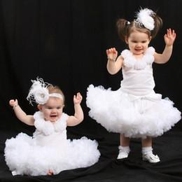 Wholesale Infant Black Tutu Skirt - Infant Baby Girls Lace tutu Skirts Toddler Princess Pom Pom Skirts Babies Summer Bow Skirts 2017 bebe clothing