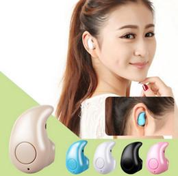 Wholesale Wireless Bluetooth Headset Price - S530 Bluetooth headset Wireless Micro 4.1 Stealth Earplugs Ultra Small Sport Mini Stereo Bluetooth Headset Good Quality Good Price.