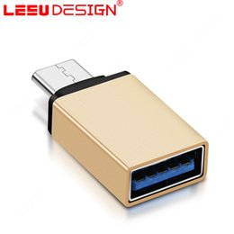 Wholesale High Quality Otg Cable - 2017 high quality type-c otg usb 3.0 OTG Adapter Converter Adapter OTG Function for sale
