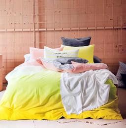 Wholesale Design Flower Bedding - 2017 New design cotton bedding set dovet set in 9 colors flower dovet cover and pillow cases free shipping