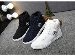 Wholesale Cheap Fabric For Cloth - cheap free shipping Canvas Shoes fabric mens loafers black white color cloth patchwork leisure canvas shoes for mans cool walk shoes