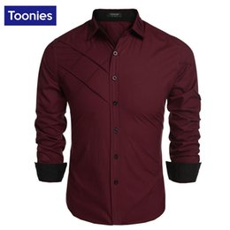 Wholesale Evening Thin Dresses - Wholesale- Brand Clothing Evening Dress Shirts Gentleman Style Camisa Masculina Spring Men Shirt Thin Slim Comfort Camisa Social Clothes