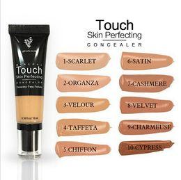 Wholesale Makeup Cc - 10 ml concealer makeup Cream concealer Moisturizer BB Creams Concealer CC Cream Makeup 10 colors