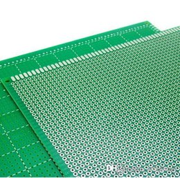 Wholesale Prototype Pcb Board - Free shipping 5PCS LOT 15x20 cm PROTOTYPE PCB single side 15*20 panel Universal Board 1layer