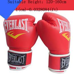 Wholesale Kids Boxing Bag - Boxing Gloves For Kids Beginner Kick Boxing Wraps Training Fight Free Combat Sandbag Punching Bag Gloves Karate Muay Thai Training Gloves