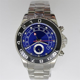 Wholesale Swiss Sport Dive Watch - Swiss Luxury brands Mens Professional Ocean dive watches Stainless steel strap Small seconds date Automatic mechanical sport watch for men
