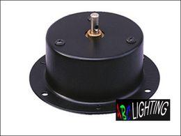 Wholesale Plug Hanging Lights - Wholesale- 1-2 RPM mirror ball motor for clear glass mirror ball disco DJ light home party 220V,230V,240V hanging no plug